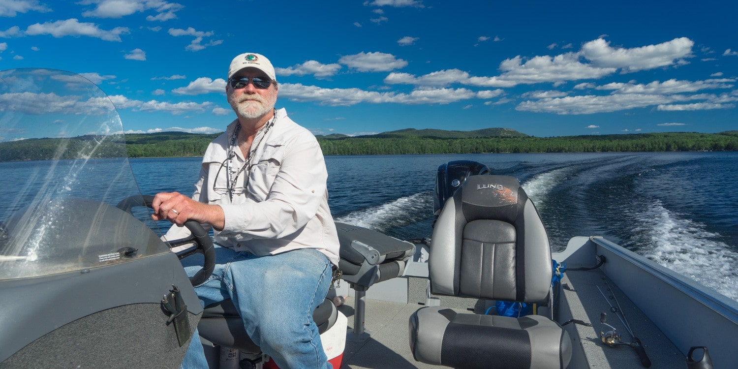 Maine Fishing Guide Don Kleiner