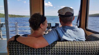 houseboat vacation new brunswick