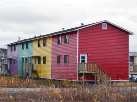Inuvik Canadian Arctic