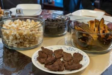 Tuktoyaktuk food