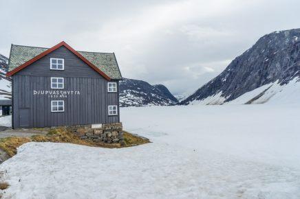 Norway Road Trip loen