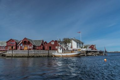 Håholmen Fishing Village