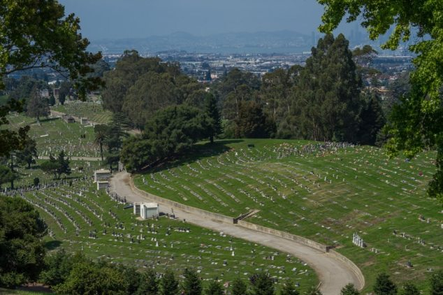 mountain view cemetery things to do in oakland