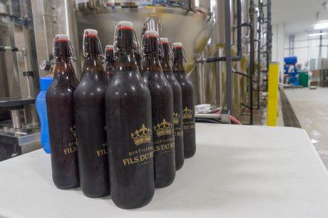 distillerie fils du roy new brunswick