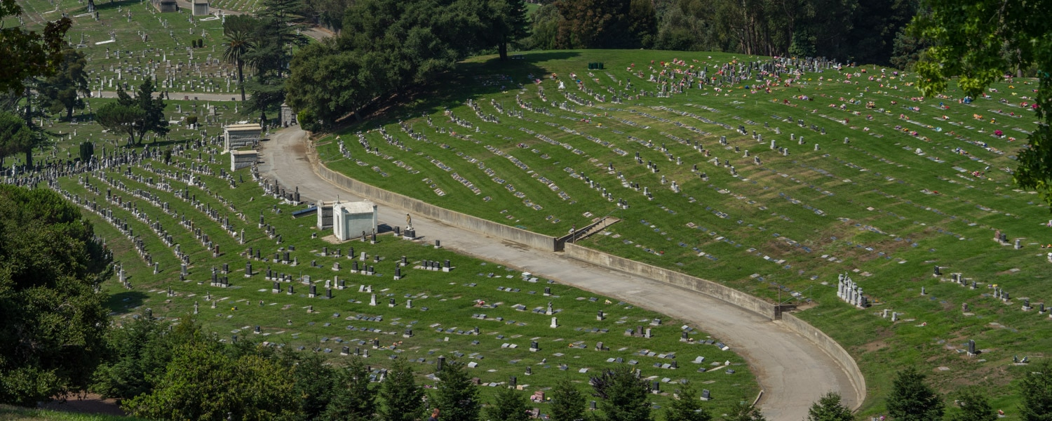 mountain view cemetery oakland