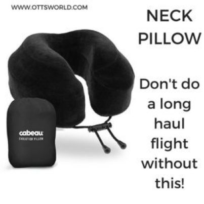 travel gift ideas neck pillow
