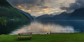 Norddal Norway best small town