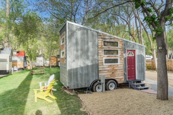 wee casa tiny home hotel