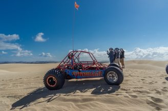 Califronia Adventures dune buggy Pismo beach
