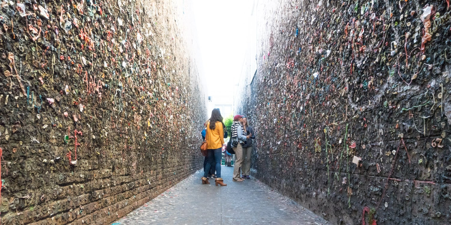 Bubble gum alley san luis obispo