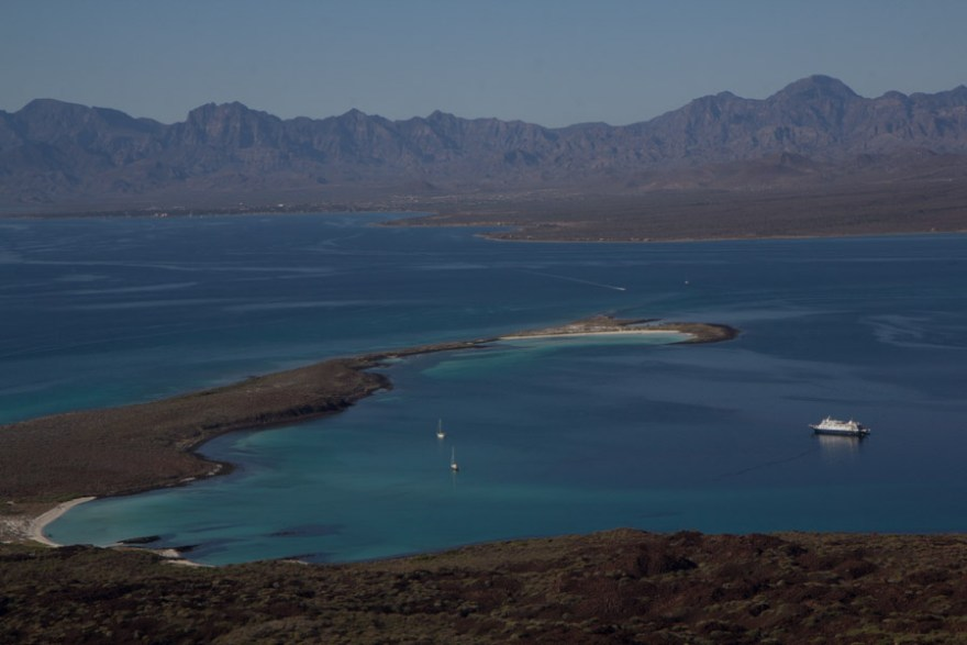 Best place to travel in winter Baja mexico