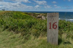Cabot Cliffs Golf Course hole 16
