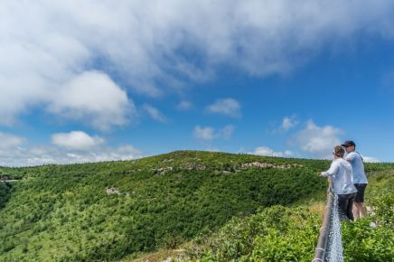 Cabot Trail itinerary one day