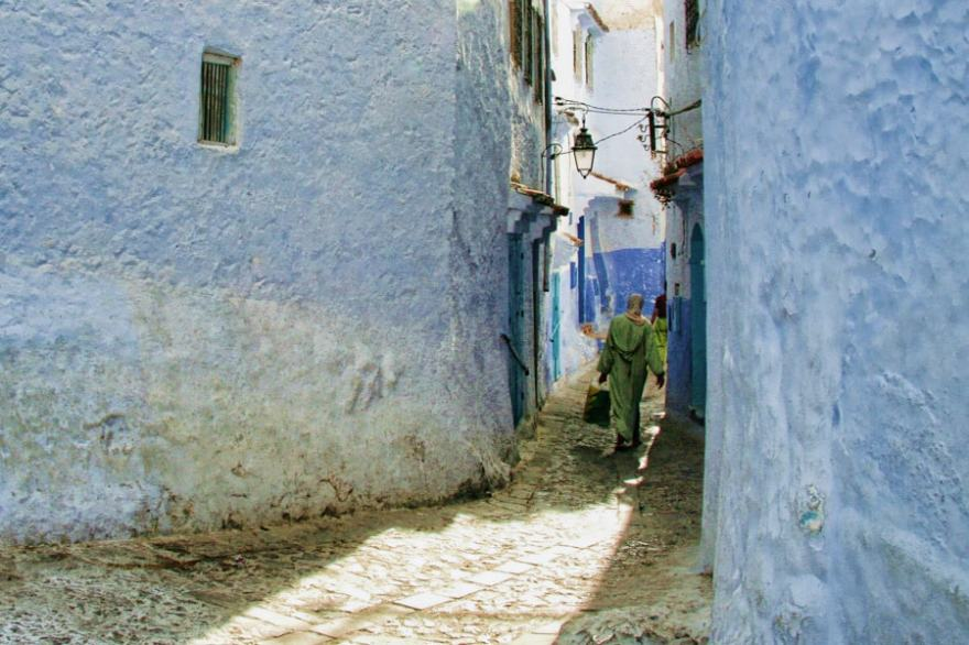 Morocco in the winter