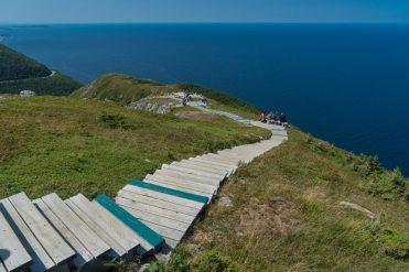 skyline hiking trail cape breton