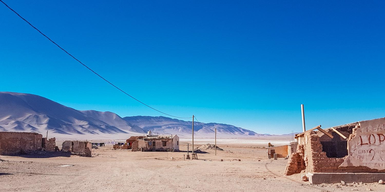 Northern Argentina Tolar grande