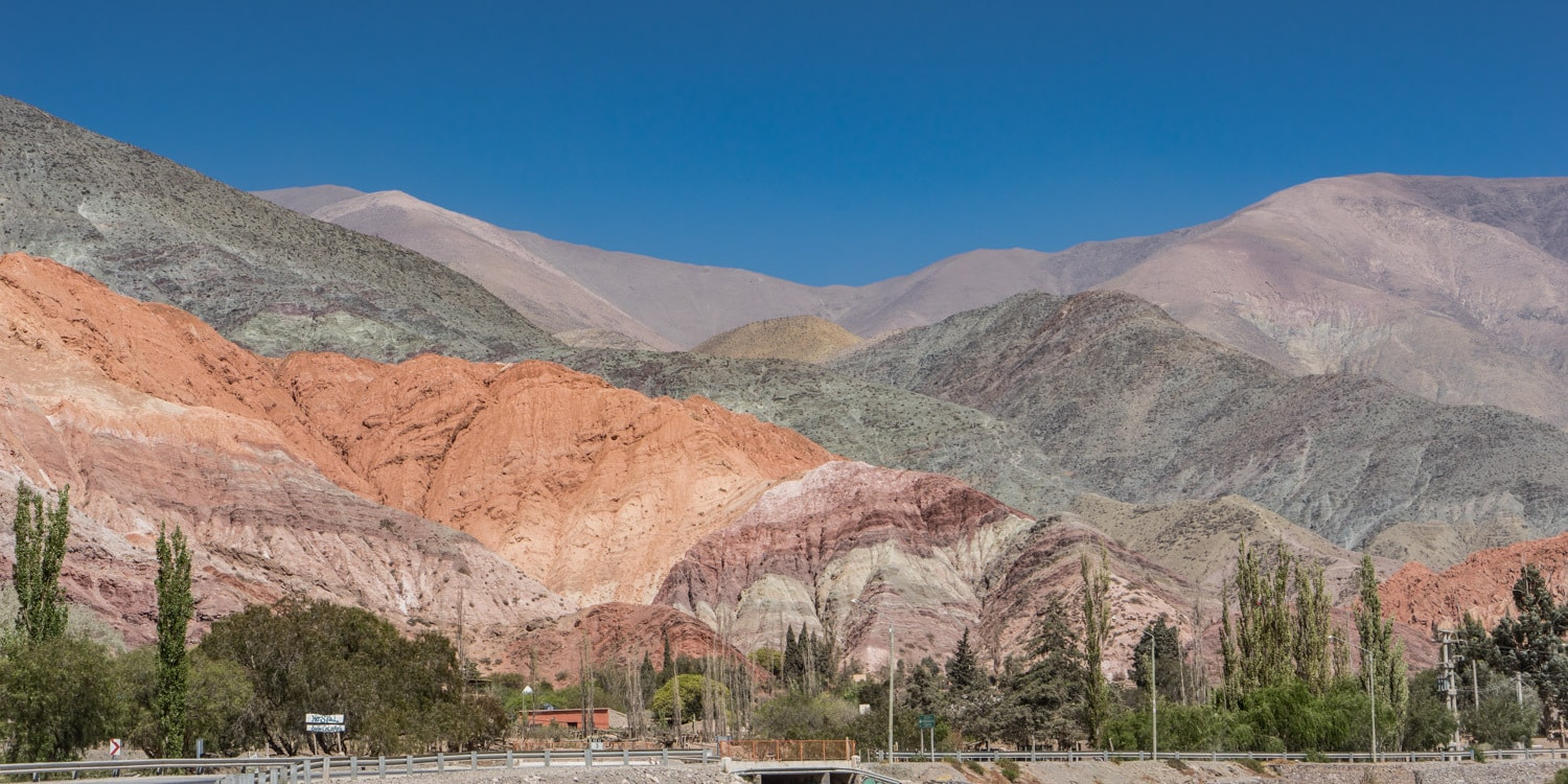 Northern Argentina Hill of Seven Colors