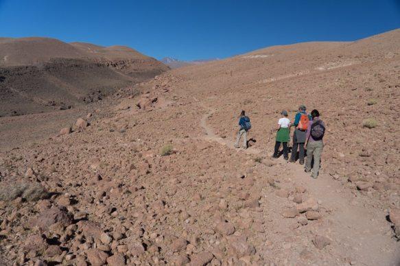 atacama desert tours hiking