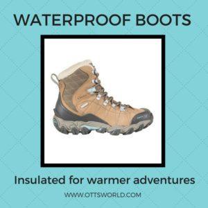 winter boots for alaska