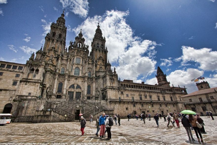 camino de santiago training plan