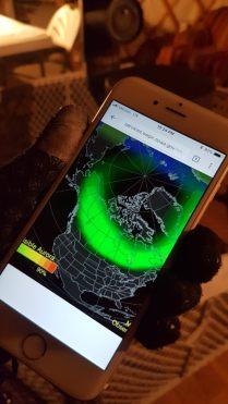 Aurora tracker