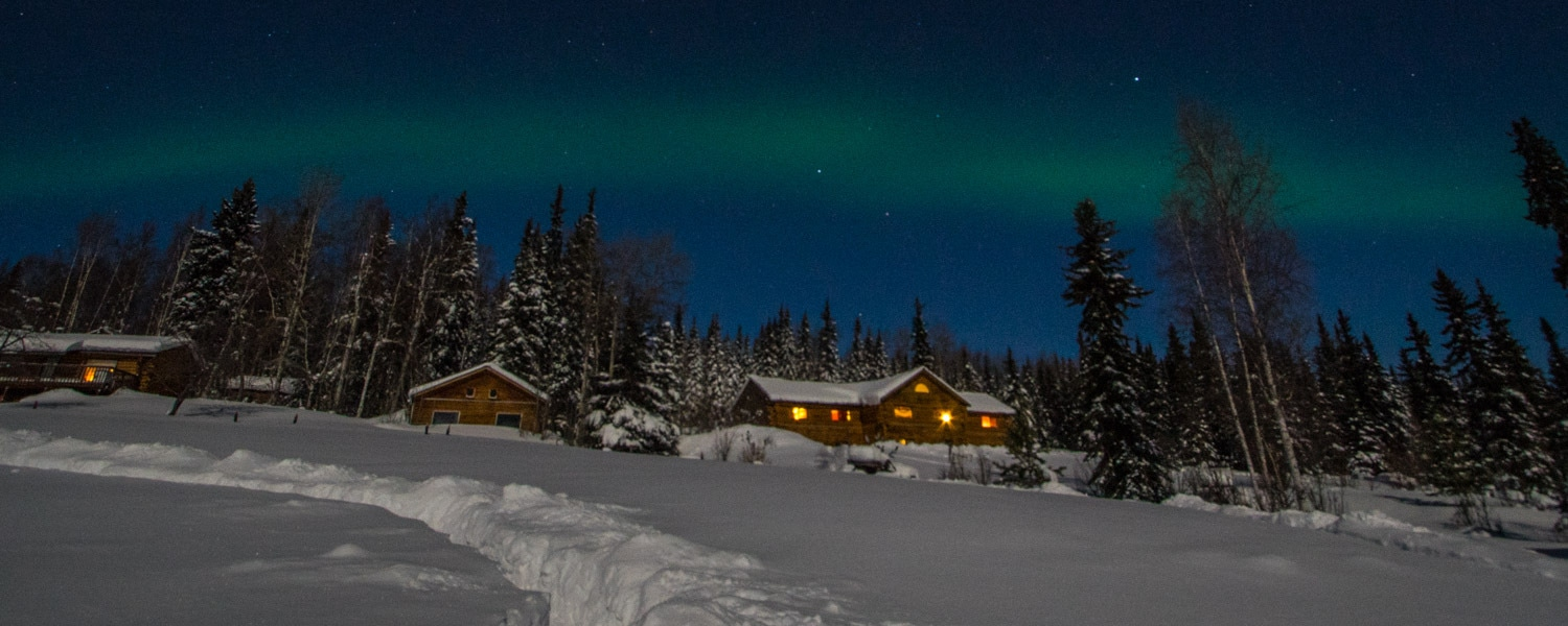 Fairbanks northern lights tours