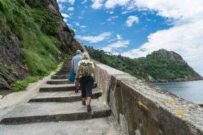Camino Norte hike