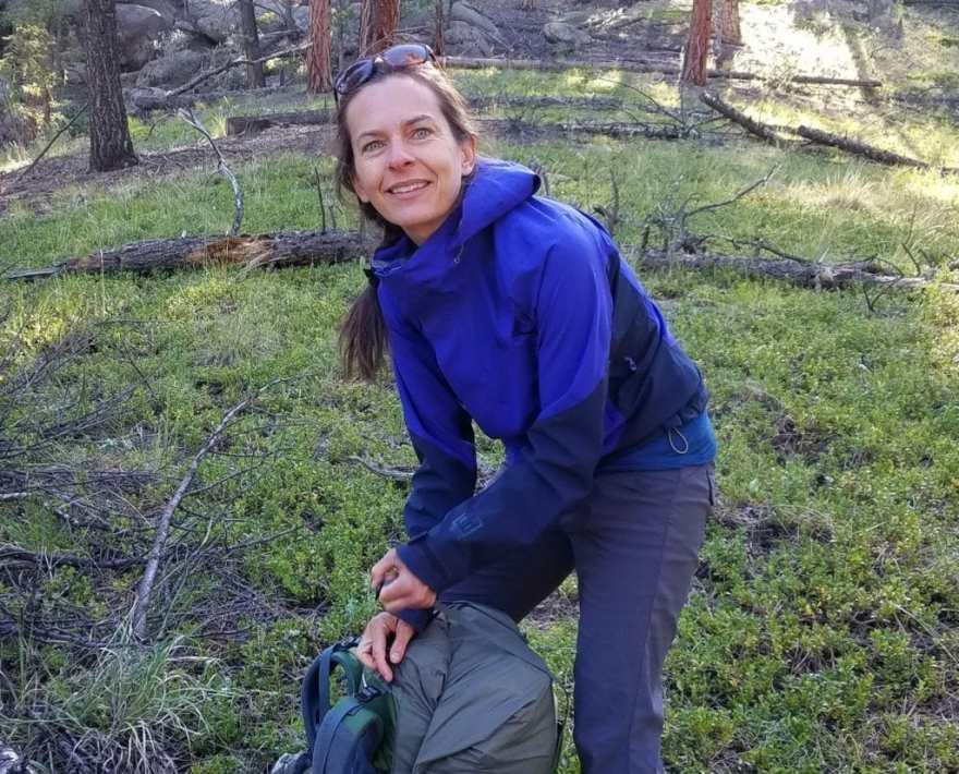 colorado trail hiking