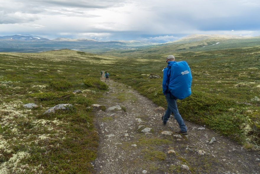saint olav ways hike norway