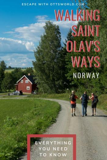 Everything About Saint Olav Ways Norway