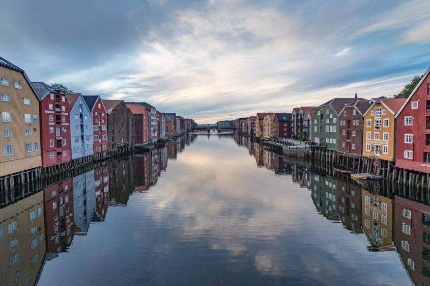 Trondheim saint olav ways