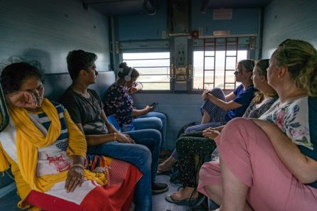 train travel india