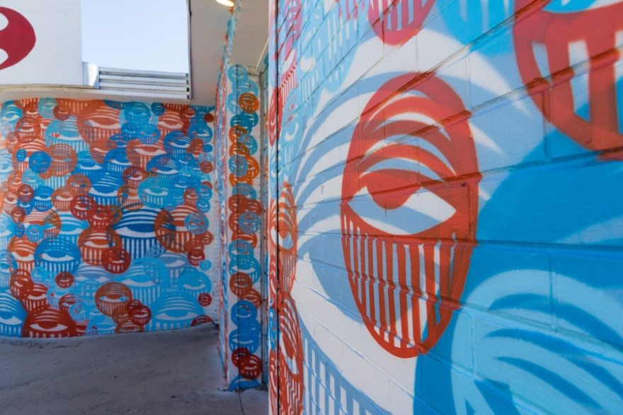 denver grafitti tour