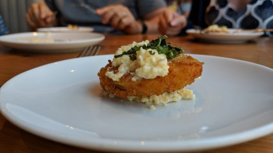 tupelo honey fried green tomato