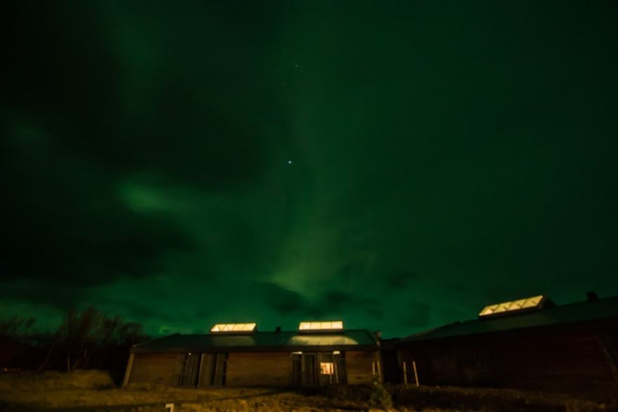 iceland northern lights husafell