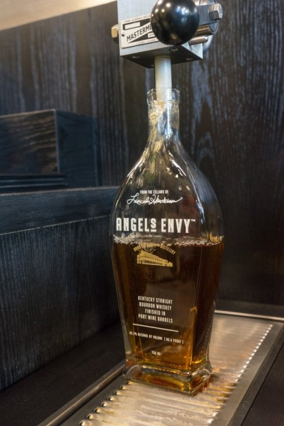 Angels envy bottle your own bourbon