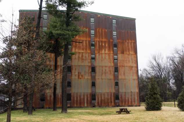 kentucky bourbon storehouse