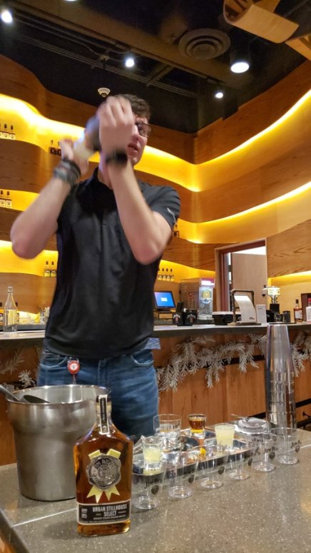 bourbon mixology jim beam
