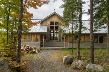 Maine huts and trails grand falls