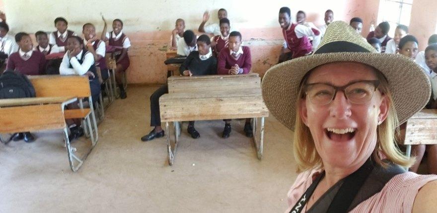 school visit thanda safari
