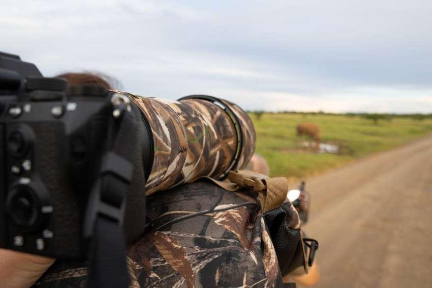 photography gear for safari
