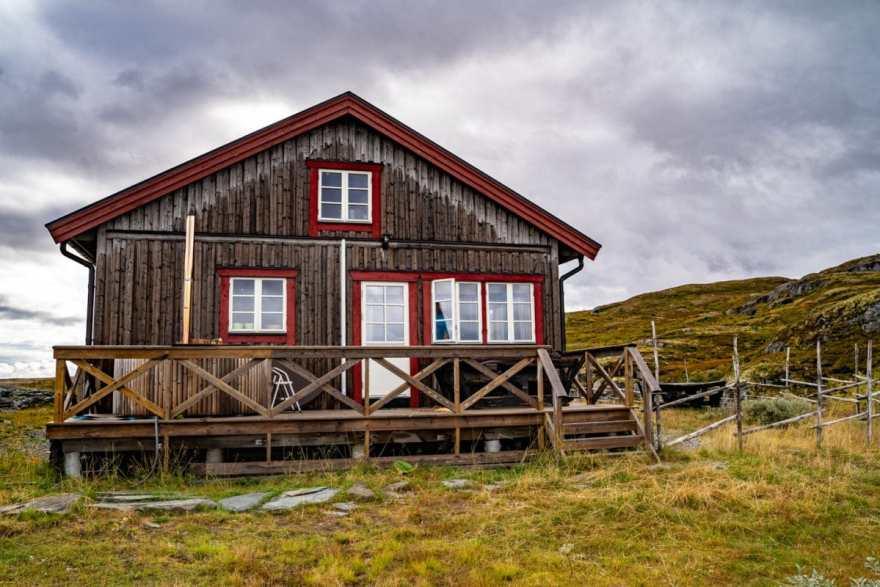 Skurdalsporten Lodge
