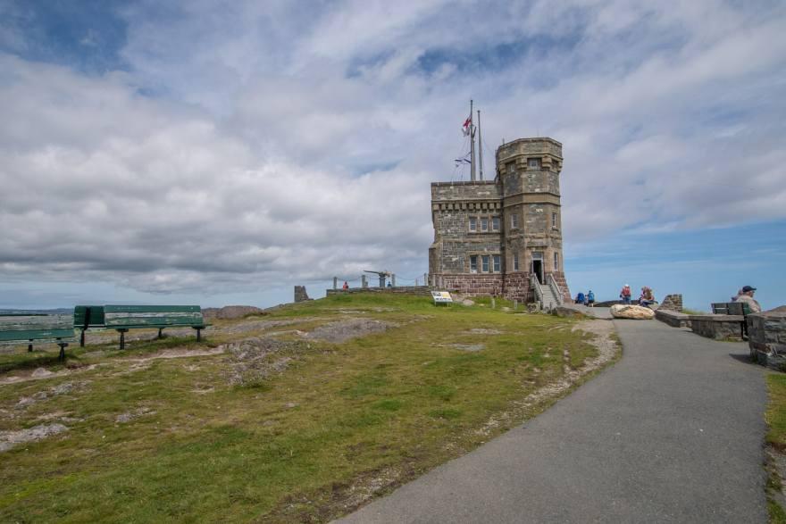 Signal Hill Newfoundland