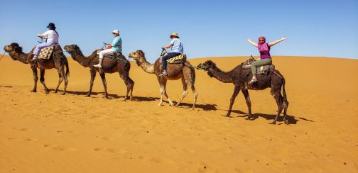 Sahara Desert Morocco 2-19