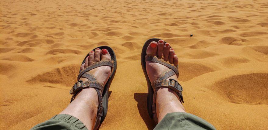 desert sandals