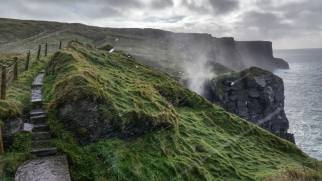 doolin to cliffs of moher hike