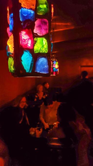 supper club decor