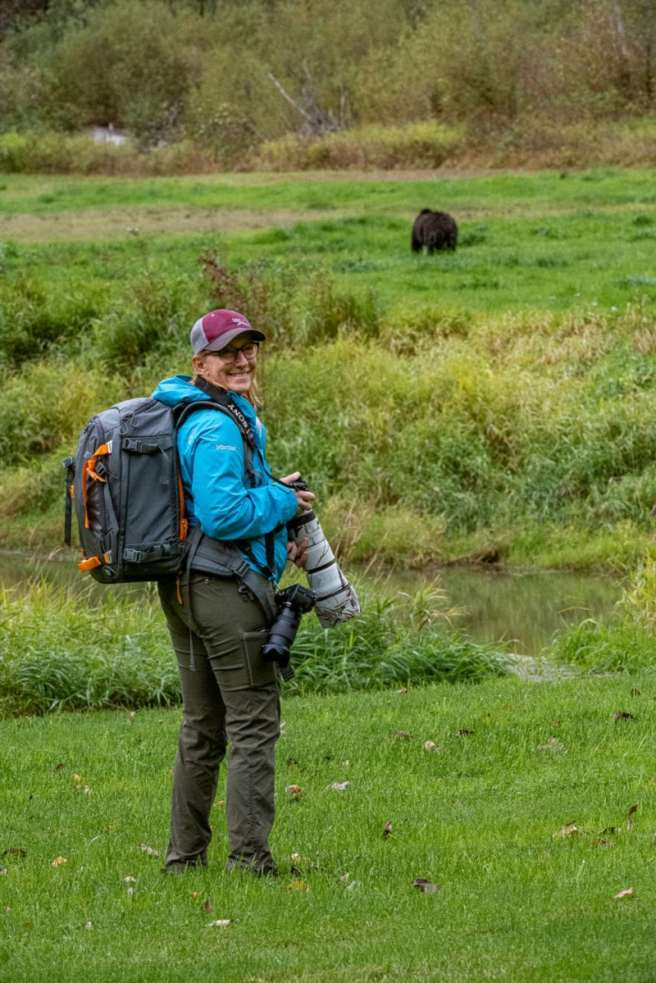 bear watching bella coola canada