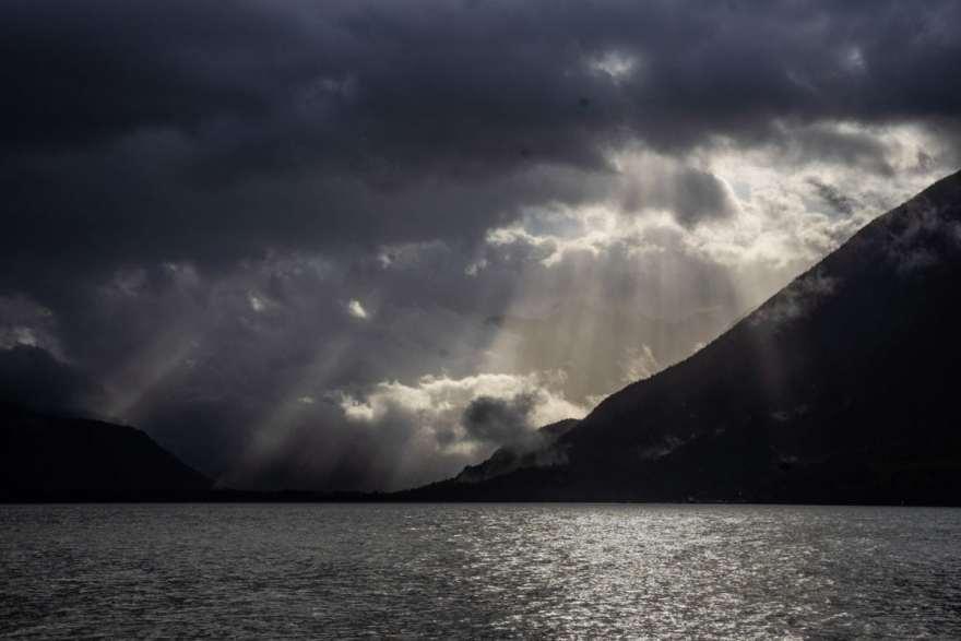 Bella Coola Fjord