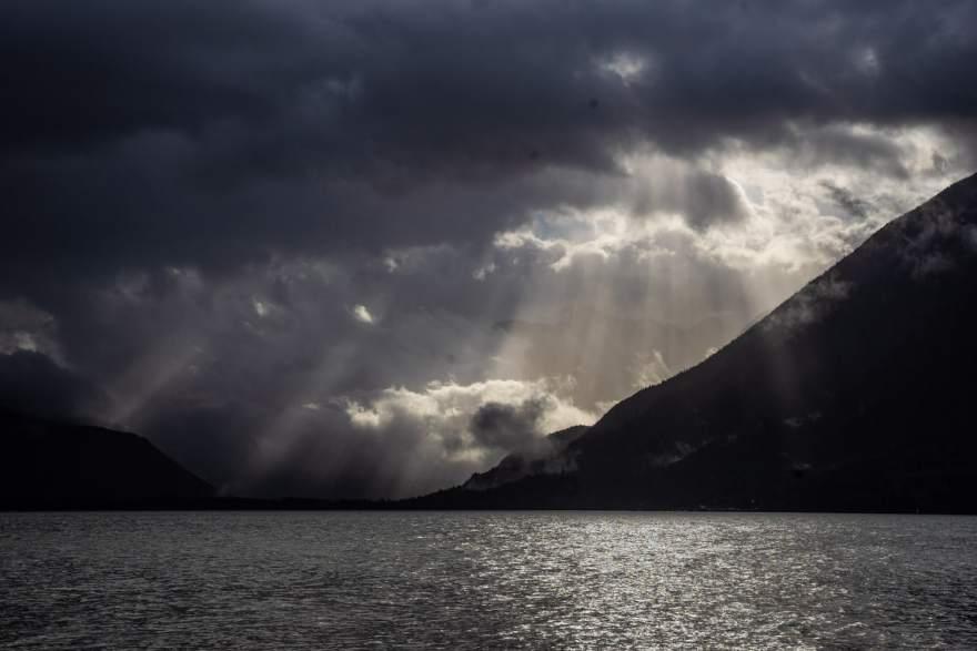 Fjord de Bella Coola